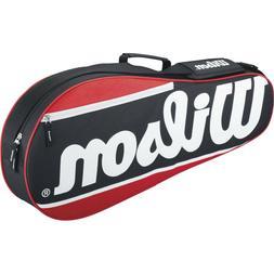 Wilson Tennis Equipment Bag - Blue/Grey