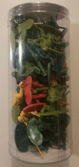 "Toy Army Men Military Equipment ""SI YUE"" NO. 8620 ""Let's Pla"