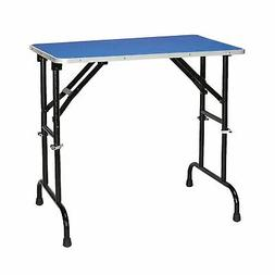 Master Equipment TP988 36 19 ME Adj Height Grooming Table 36