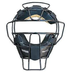Champion Sports Umpire Face Mask - Ultra Lightweight Black