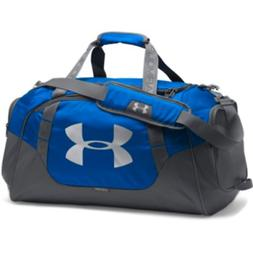 Under Armour Undeniable 3.0 Medium Duffle Bag, Royal /Silver