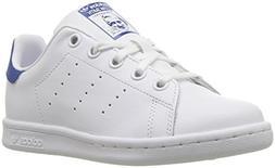 adidas Originals Unisex Stan Smith C Running Shoe, White/Equ