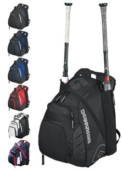 DeMarini Voodoo Rebirth Baseball/Softball Backpack Bat Equip
