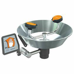 Wall Mounted Eye/Face Washes Style: Type Bowl Stainless Stee