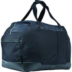 weekender bag black aty nylon