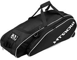 Wheeled Tournament Worth Bat Equipment Bag Baseball Softball