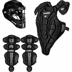 Wilson Youth EZ Gear Catcher's Kit, Large/X-Large/7-12 Years