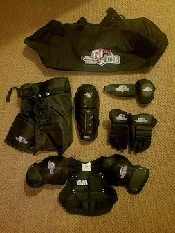 Youth Ice Hockey Protective Equipment Starter Kit Full Packa